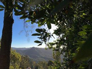 3BR-2Baths state park adjacent. Zen garden. Mountain views. Beach 3 mil