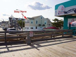 Newly Renovated Beautiful Beach Block Apartment (#1)