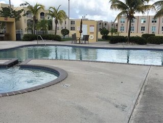 Just 16 mi from San Juan Airport, 3 BR Apartment with Pool