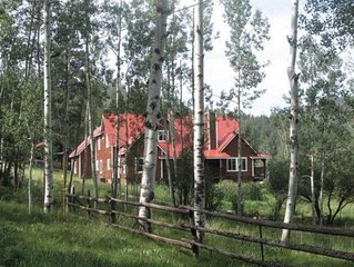 A must see!   Very special cabin near the East Fork! See August Discount!