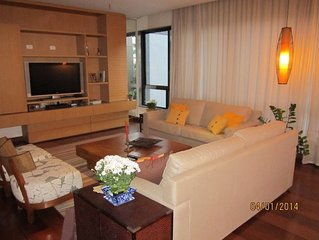 RIO'S  IDEAL LOCATION - 20 METERS  TO LEBLON  BEACH - LUXURY - SECURITY - 4BR