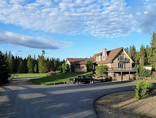 Spacious 7 BR 6 BA House w/ 3 Separate Living Spaces 25 Min from Glacier Park