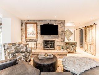 Luxury Lakeside Executive Suite