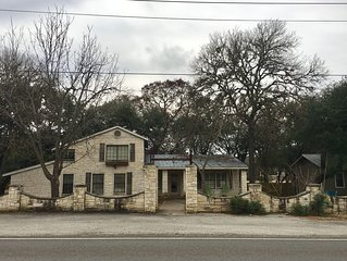 "The Charming Hill Country ""Blanco House"""