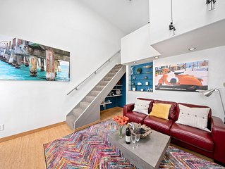 Architecturally Designed Urban Little Italy Loft
