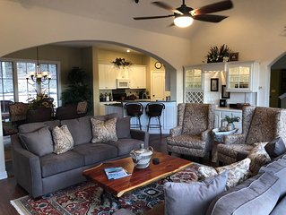 Old Kinderhook Golf Community, Updated Home with Amazing Outdoor Space