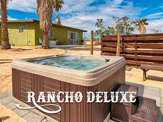 Rancho Deluxe | Retro Retreat on 5 Acres + Hot Tub