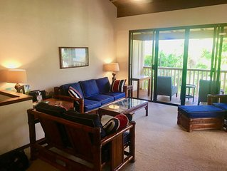 Paradise in Poipu Kauai, Sleeps 8, Beachfront Pool and Just Steps to the Ocean