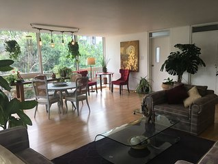 UNFORGETTABLE VACATION IN THE HEART OF CONDESA