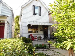 Quiet Family Home In Roncesvalles Village