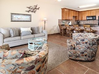 Gulf Front 1 Bedroom Condo with Heated Pools