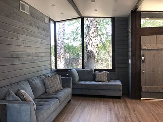 Los angeles cabin style single family home with pool
