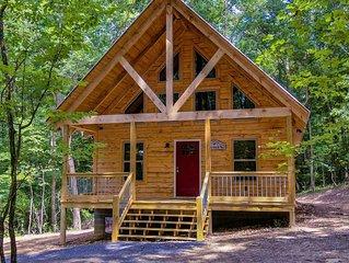 Brand new cabin!!!!!