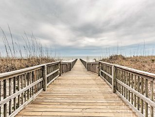New Hilton Head Condo - 300 Yards From the Beach