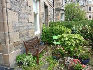 Classic Edinburgh : Marchmont Maindoor