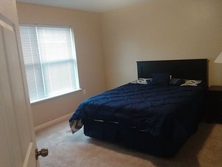 2 bd 2 bath Furnished Suite 1 mile from Notre Dame