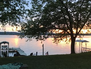 Seneca Lake Oasis - Beautiful Family Vacation Location