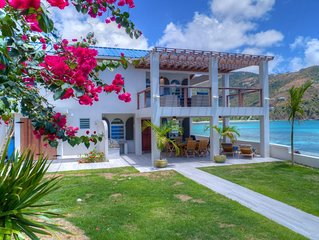Stylish, newly renovated and upgraded Beach house steps from the water