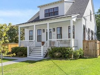 Quaint New Orleans Cottage - Charming and 'NEW'