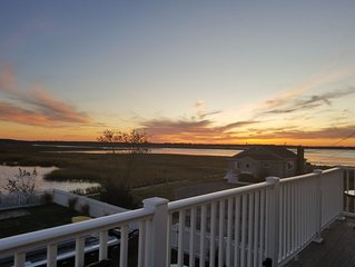 Come Experience Famous Plum Island Sunsets from this Waterfront Gem!