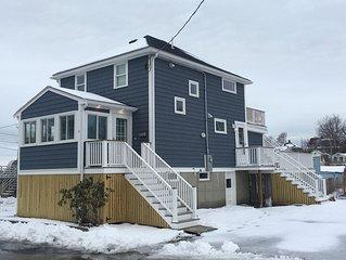 Newly Renovated Beach House- Close to Boston
