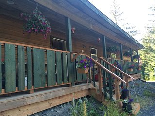 Alaskan sportsman's Home