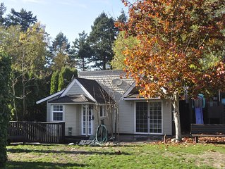 Castle Cottage in Point Roberts, WA