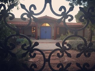 Arlea at WildHeart - Beautiful Adobe Villa , nestled in a private secluded mesa