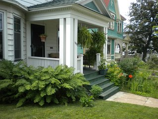 The Historic McClintock House. Located close to downtown, and Lake Superior.