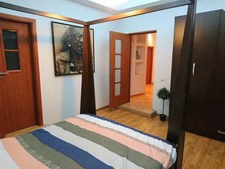 3 bedrooms apartment in Old City Bucharest