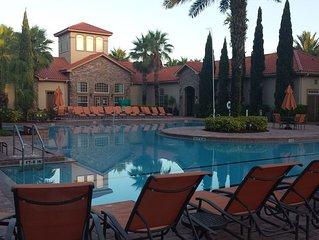 2 Bed/2 Bath Resort Condo near Disney.