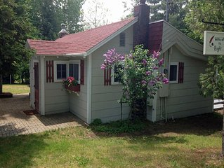Write On The Bight Cottage - Tip of the Leelanau Peninsula