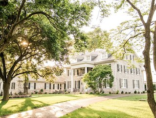 Gorgeous Estate set on 60 acres in Lancaster County