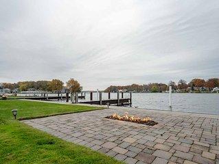 Beautiful Waterfront Home on Spring Lake!