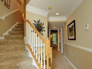 Spacious Rehoboth Townhouse1 mile to  the Beach