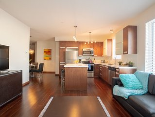 NEW Aura New Built and Spacious 2 Bed, 2 Bath Condo