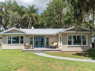 Mount Dora Lakefront Cottage