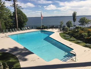 2+ BR, sleeps 7+ at Samoset! Summer availability!