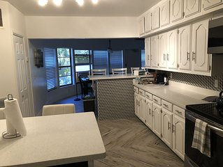 Huge 2 Bedroom Across the Street from the Beach