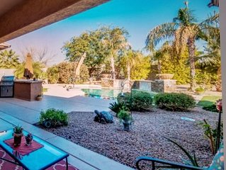 Large house in Litchfield Park with private pool
