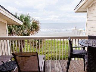 Seagrove 10D, 3BR Oceanfront Villa with Wild Dunes Amenities!