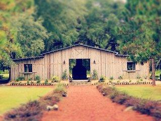Rustic Oaks Ranch Farm House