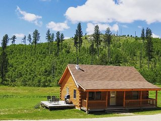 NEW LISTING! Secluded Wilderness Retreat, a Hunter's Dream!