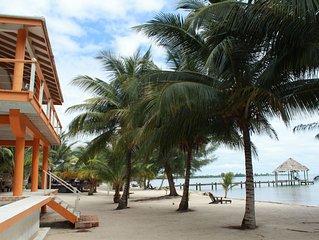 Upper Floor Beach Apartment with Great Restaurant Next Door!