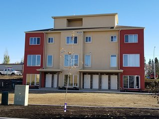 FORT SK, ALBERTA BRAND NEW CONDO SUITE #2 4106. $60