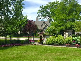 Beautiful Lake Front Estate