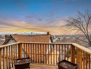 Stunning Views - Hot Tub - Amazing Location - Historic Charm