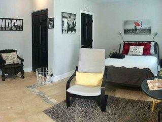 Renovated Studio at the Historic Ybor City Tampa Fl La Septima