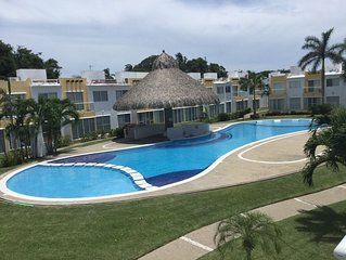 ENJOY BEAUTIFUL HOUSE WITH POOL IN ACAPULCO DIAMANTE