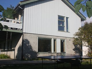 House for larger groups or family